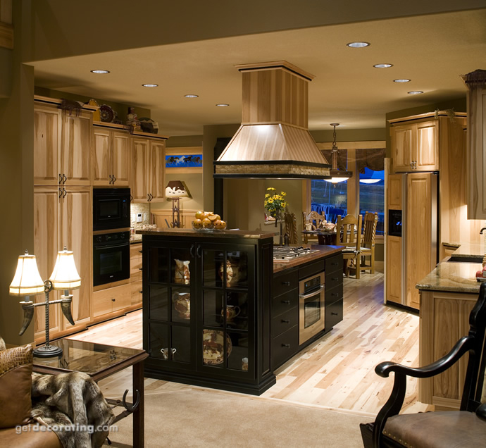 State Of The Art Designer Kitchen In Rawtenstall: Earthwood Cabinet Company