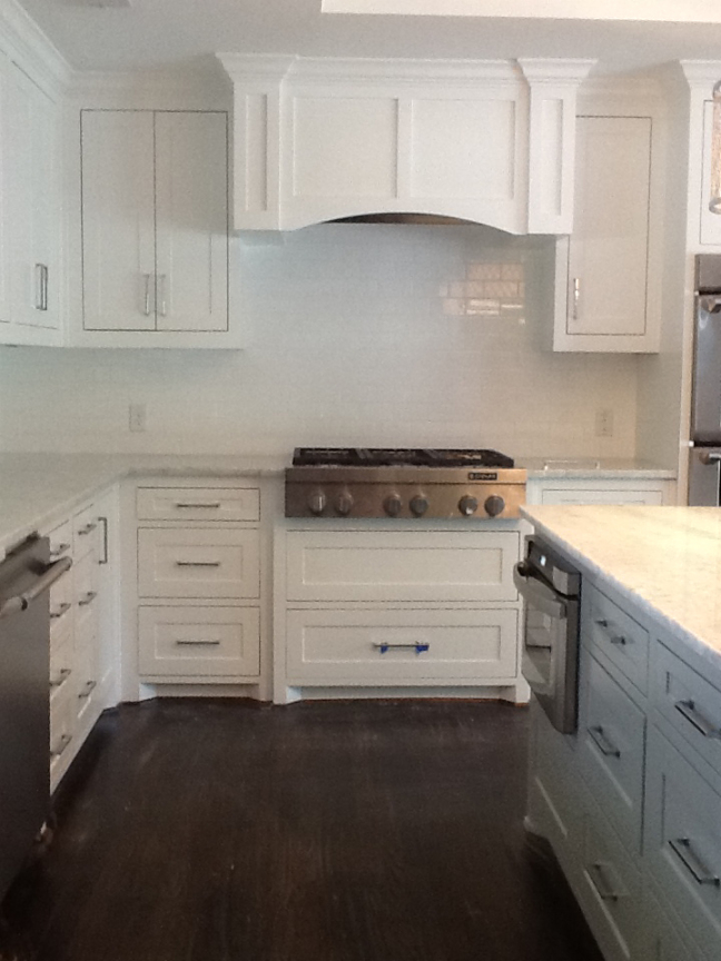Custom Appliance and Cabinets