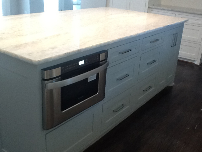Kitchen Appliance Cabinets