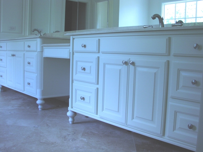 Custom Crafted Cabinets