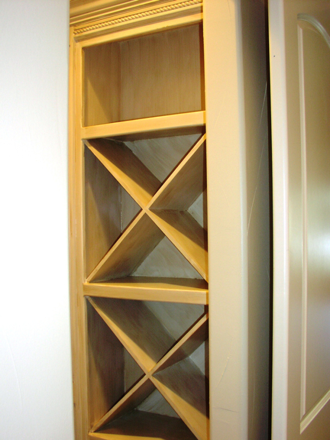 Custom Wine Closets