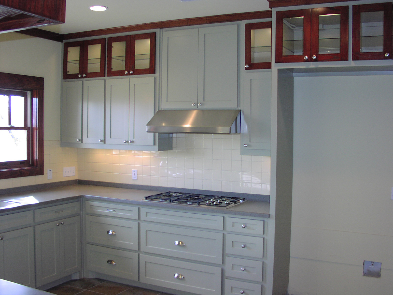 Door Styles. Shaker Cabinets; Cabinet Finishes ...