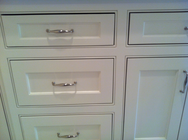 Cabinet Drawers Custom Crafted