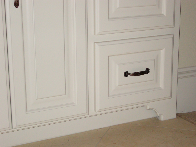 Paint Grade Cabinets