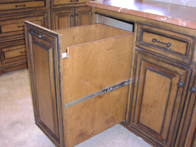 Kitchen Cabinet Pullout