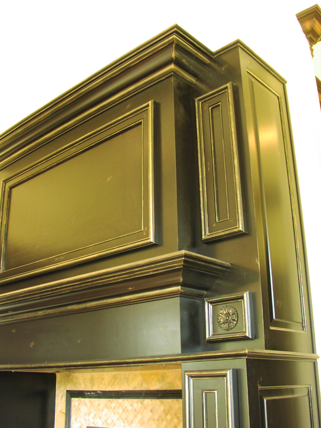 Cabinet Finishing