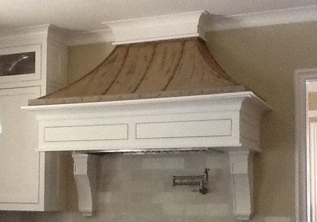 Kitchen Hood Cabinetry